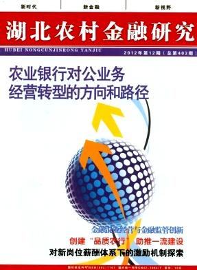 湖北农村金融研究