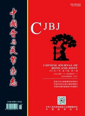 中国骨与关节杂志