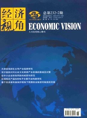 经济视角(下旬刊)