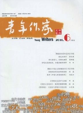 青年作家(中外文艺版)