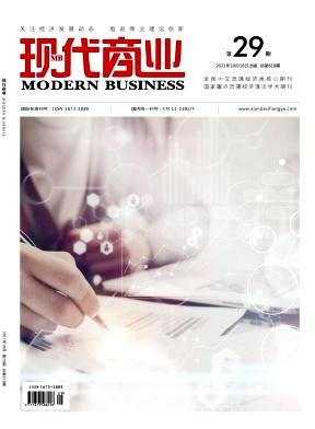 现代商业杂志