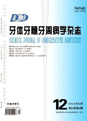 牙体牙髓牙周病学杂志