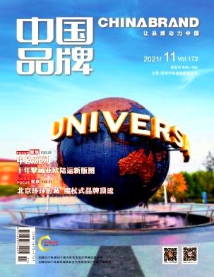 中国品牌杂志