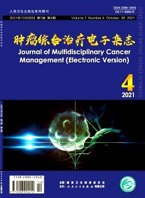 肿瘤综合治疗电子杂志